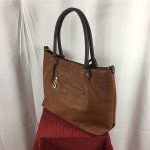 Empire New York Bags - Empire NY Brown Handbag Purse